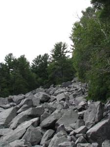 Tumbled rocks small