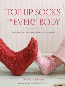 Toe Up Socks For Every Body small