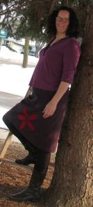 Purpleskirt 3