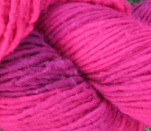 Purl yarn
