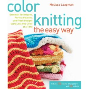Color knitting cover