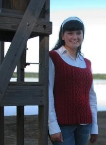Beachcomber vest