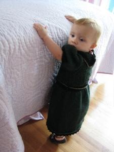 Babys dress 1