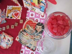 Valentine 2011 candy
