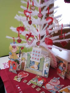 Valentine 2011 tree