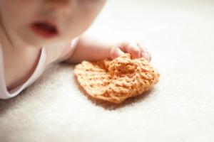 Saffron baby 1