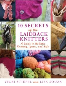 Secrets laidback knitters coveri