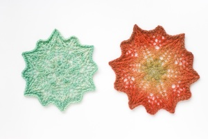 Poinsettia Doily by Linda Browning 2