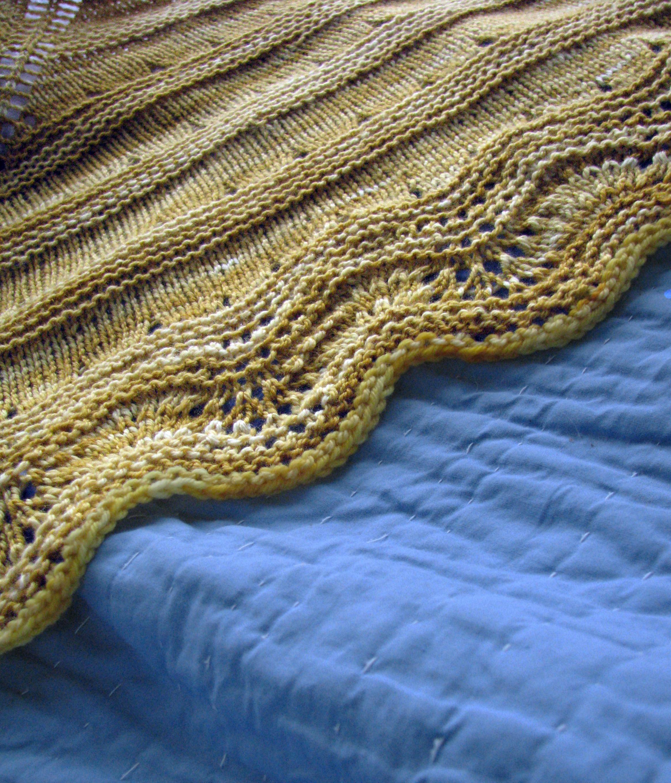 lace knitting pattern – knitcircus