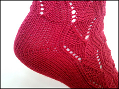 photo copyright Patty-Joy White, the Sox Therapist on Ravelry