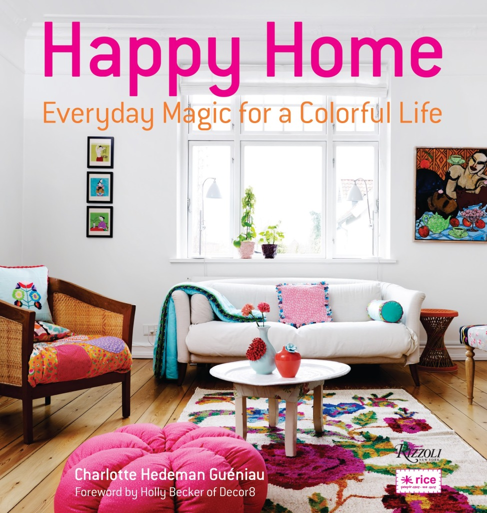 HAPPY HOME COVER