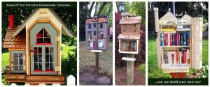 photo: Little Free Library site