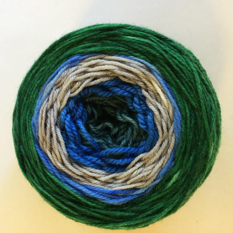Make Your Own Magic Yarn Ball Knitcircus