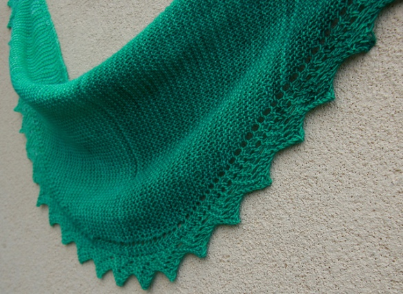 Willowbrook Shawl Brenda Castiel