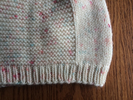 barley speckle hat