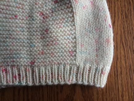 barley speckle hat