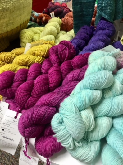 Space Cadet yarns 4
