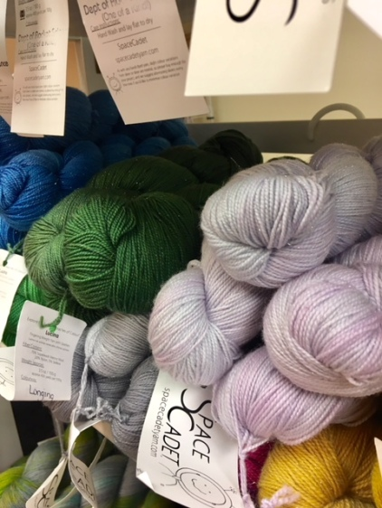 Space cadet yarns 5